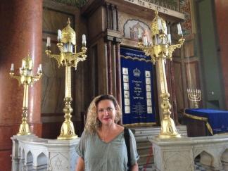 Sofia's synagogue