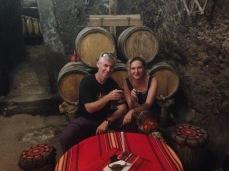 Melnik wince cellar